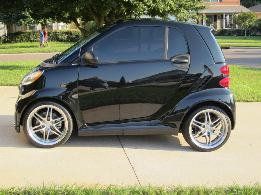 17 brabus wheels on all four corners smart car forums altavistaventures Choice Image