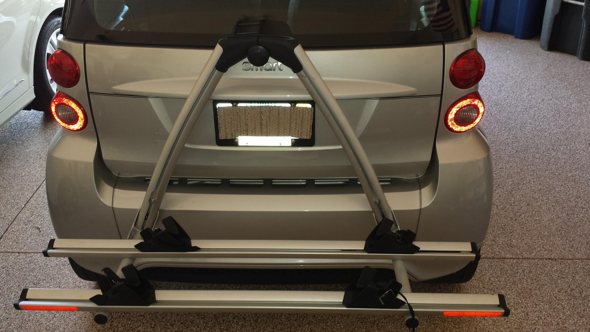 For Sale Smart Bike Rack Smart Car Forums