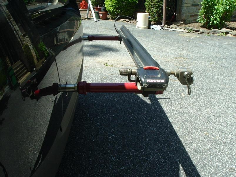 Diy Bike Rack Smart Car Forums