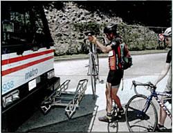 Front Hood Mount Bike Rack Smart Car Forums
