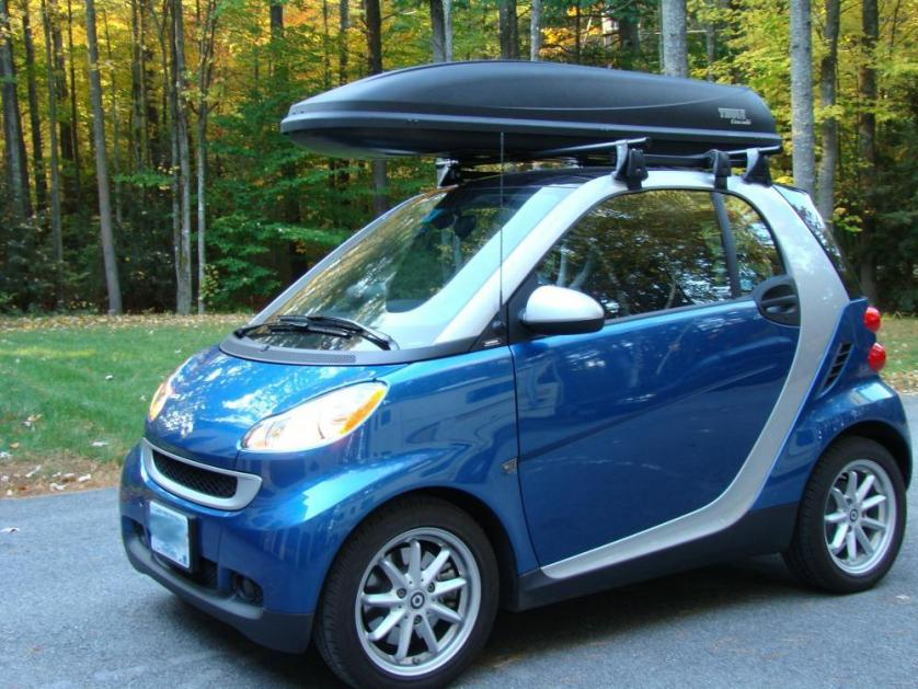 Yakima Bars And Basket Page 2 Smart Car Forums