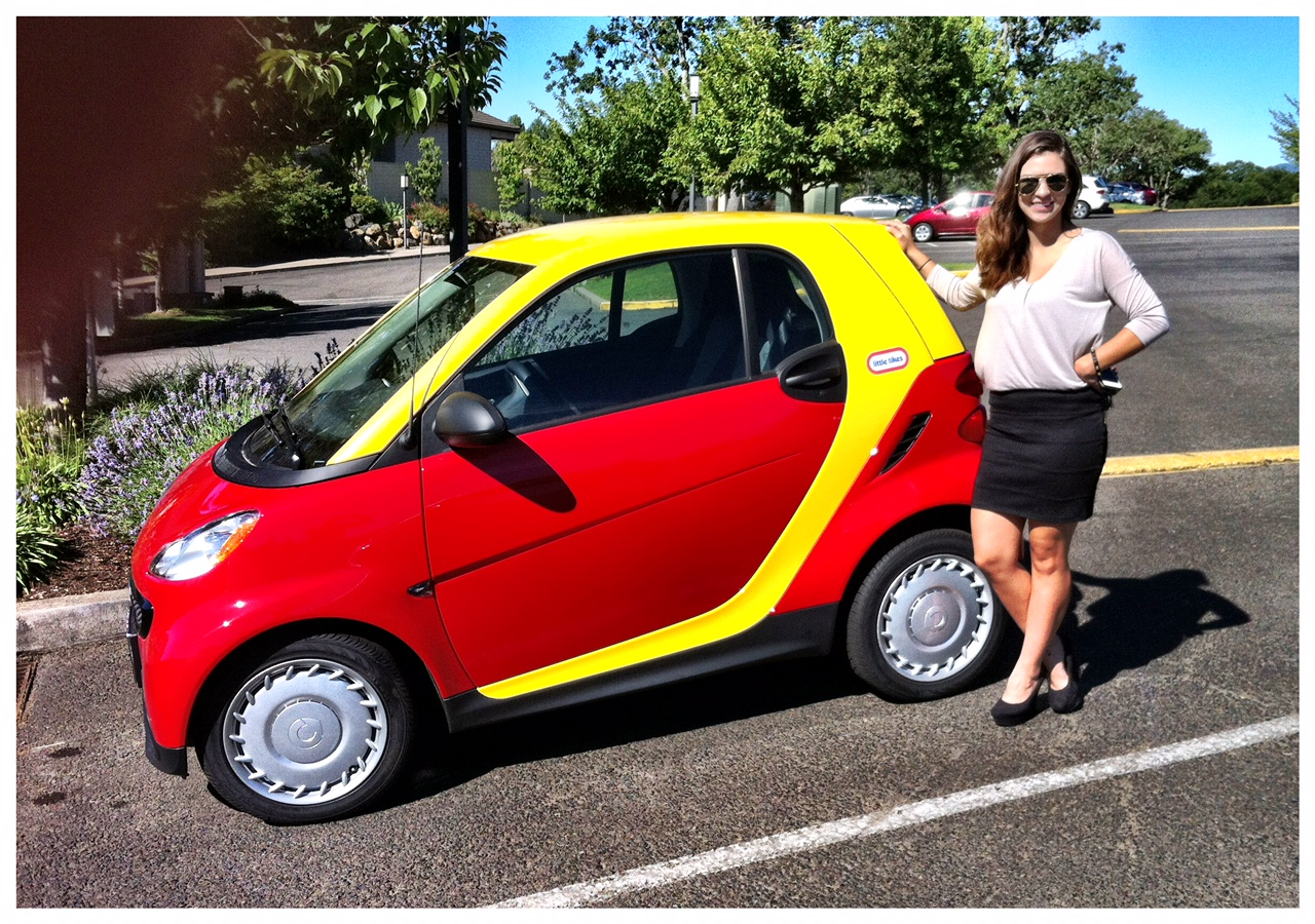 Little Tikes Real Car