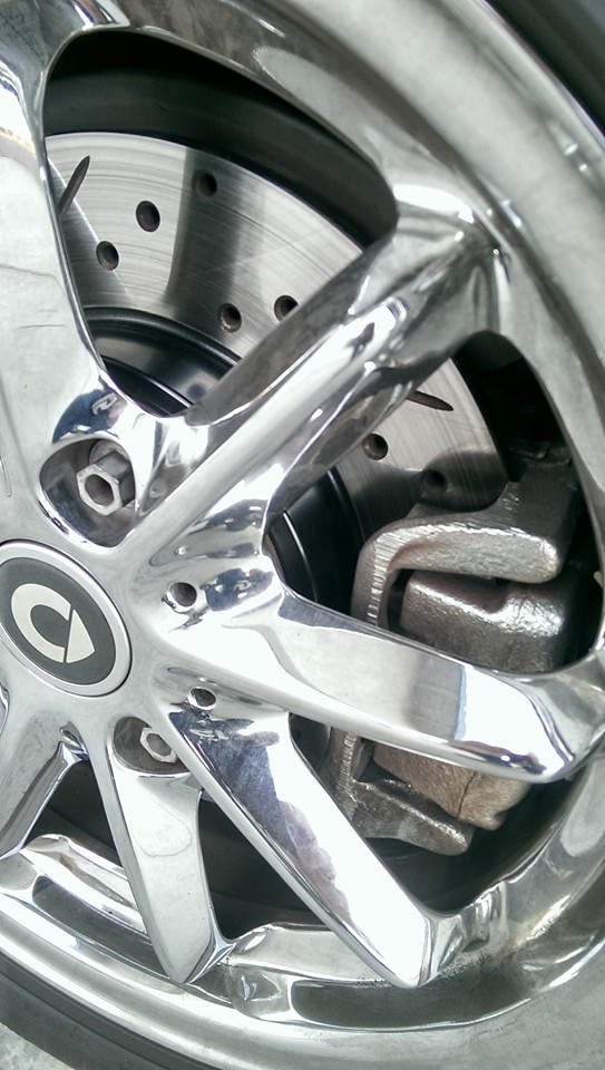 Whirring Noise from new Brake Rotors - Smart Car Forums