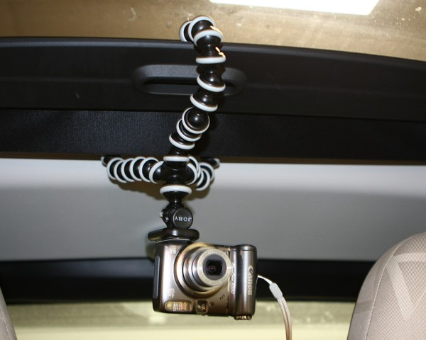 New gadget    GoPro HD Car Mounted Video Cam - Smart Car Forums