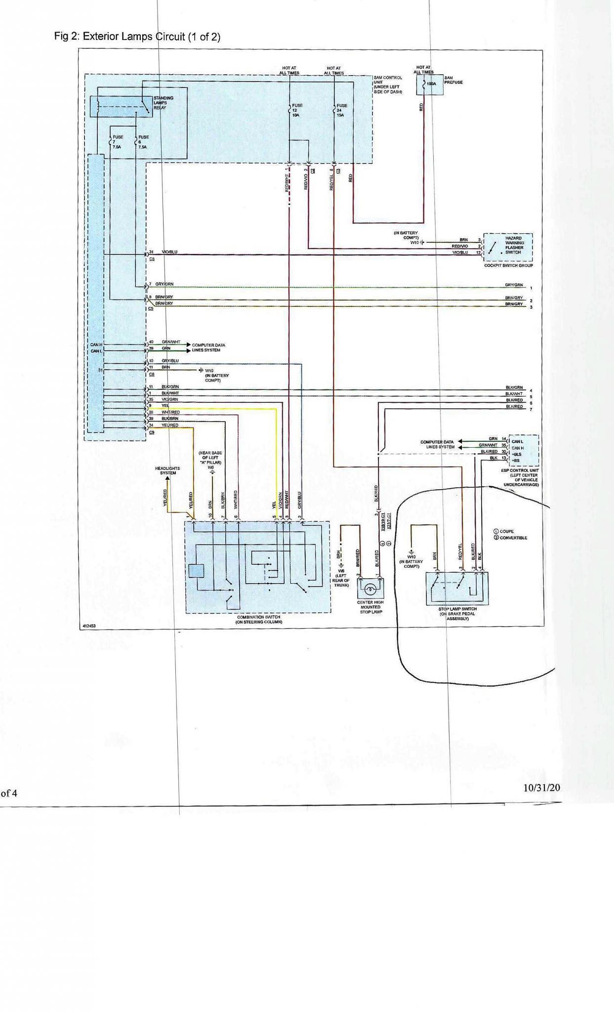 Blue Ox Ready Brake Indicator Light Install