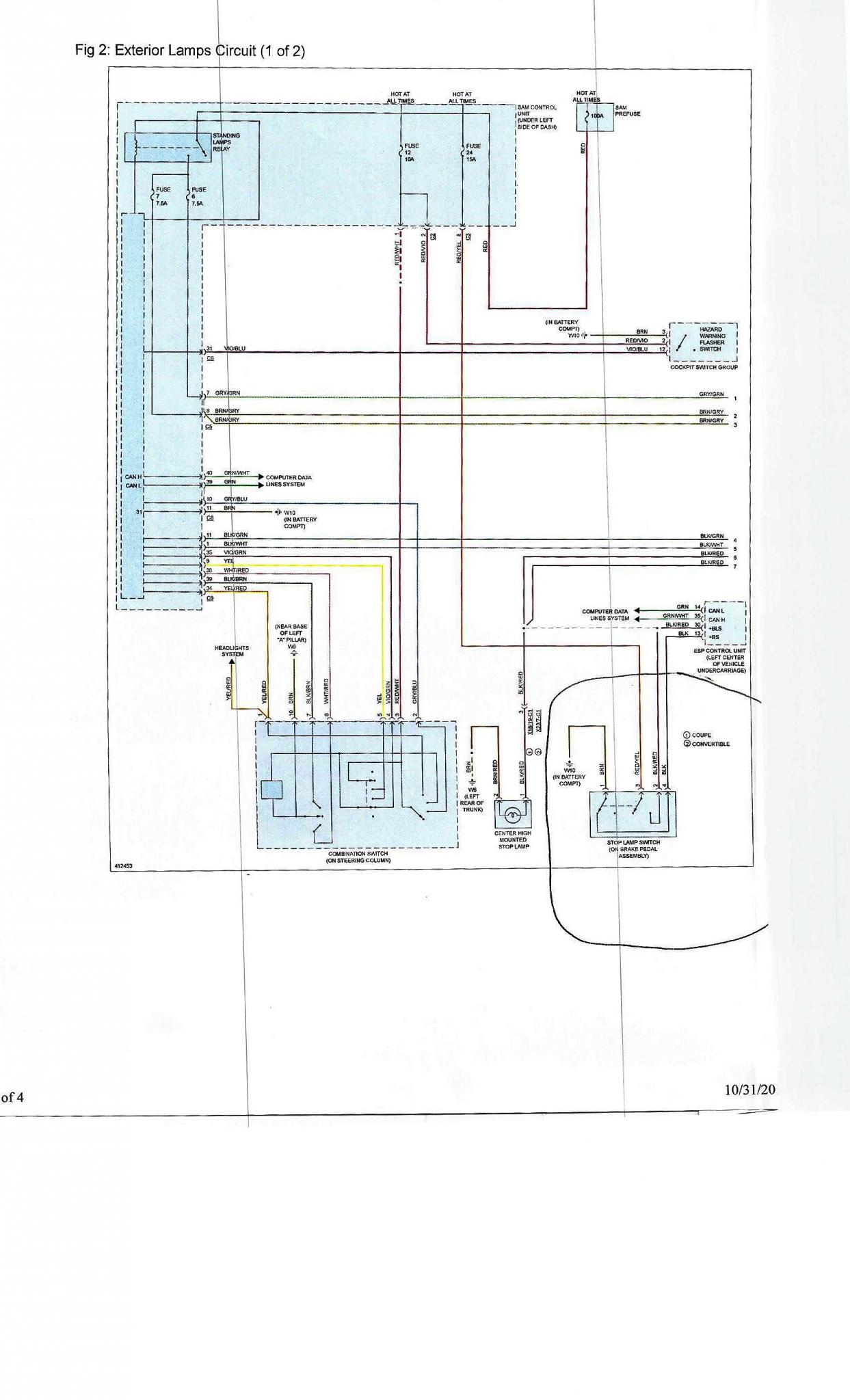 23393d1479663527 external lights wiring diagram smart wiring schmatic smart car wiring diagram car heated seat wiring diagram smart Car Wiring Harness at gsmx.co