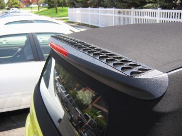 Vortex Generator Strip Smart Car Forums