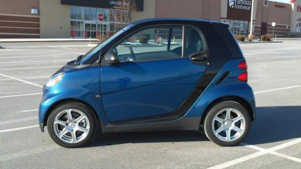 Showcase cover image for 2010 Smart ForTwo