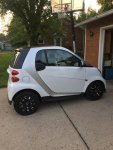penzy's 2013 Smart Fortwo - Pure