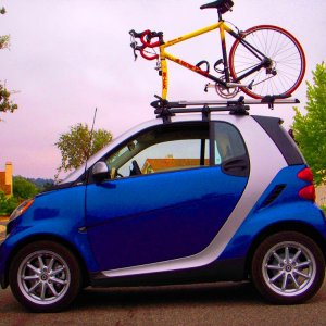 Mikey's Smart Car