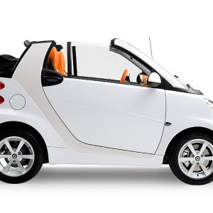 Hermes Edition Smart Fortwo
