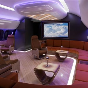 Dreamliner Lounge