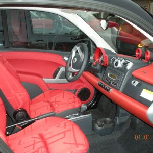 Wow, Rally Red With Red Interior