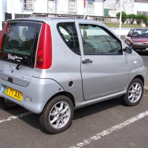 smart wanna-be in Azores, Portugal