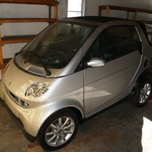 Two Smart Cars For Sale