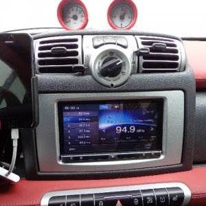 Pioneer App Radio 2 With Iphone 5