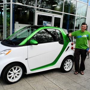 2013 Smart Electric Drive