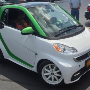 New Smart Electric Drive