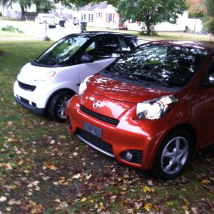 Smart And Scion Side
