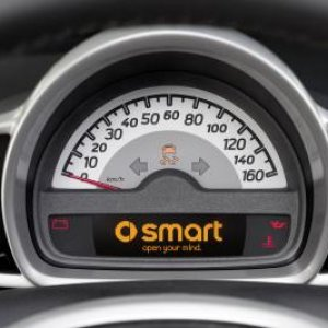 Pearl Grey Limited Instrument Panel