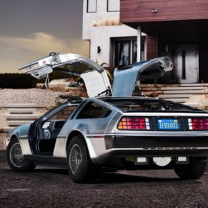 Ev Delorean