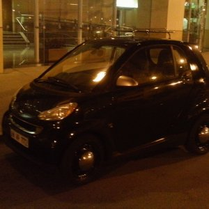 "My 2009 Smart Passion ""KGB Edition"""