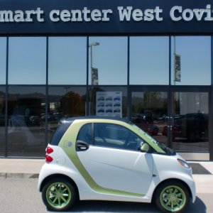 Smart Fortwo Electric Drive - West Covina
