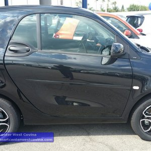 2016 Smart Fortwo Two Prime Coupe