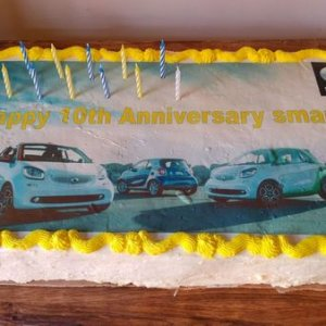 Smart 10 Yr. Anniversary In Southern California