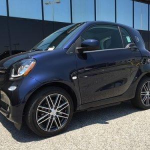 Smart 453 10th Anniversary Edition (brabus)