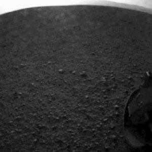 First Curiosity Picture