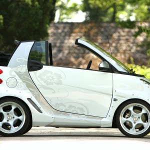 Konigseder Widebody Smart Fortwo