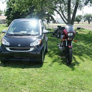 Smart Vrs Yamaha
