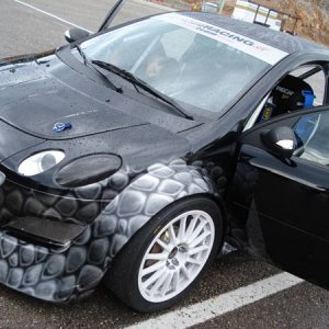 600 Hp Smart Car Forfour