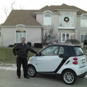 My smart is home :-)