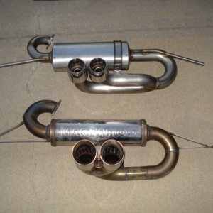 Bpp Dth Exhaust Systems