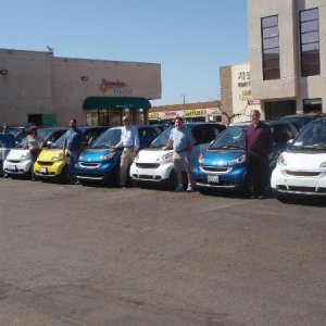 Smart Club San Diego First Meet