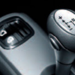 Non-us Gearshift softouch